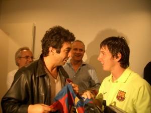 Grandes Encontros: Messi e Ricardo Darín