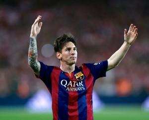 Messi voltou a assombrar o mundo / Manu Fernández-AP/AE
