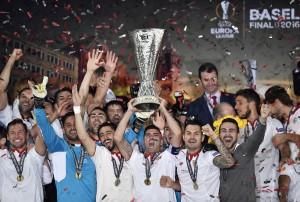 Sevilla: tricampeão da Liga Europa
