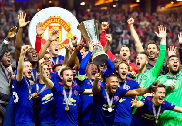 Manchester United campeão da Europa League