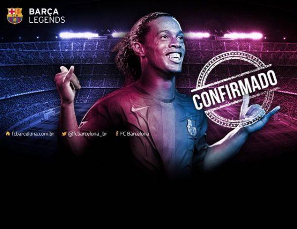 Ronaldinho Legends