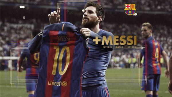 Renovação de Messi 2021