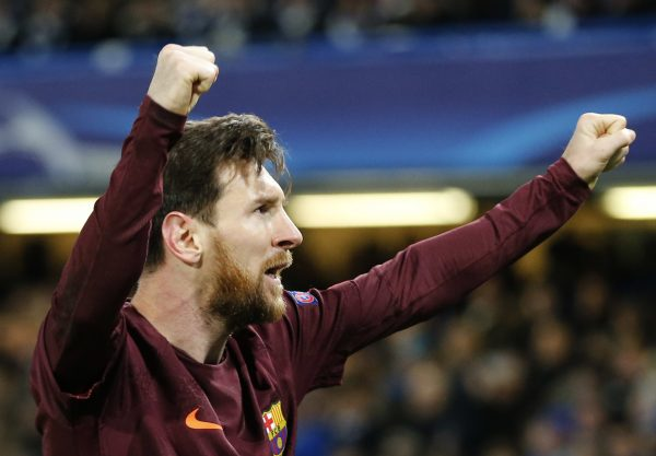 Messi no Stamford Bridge