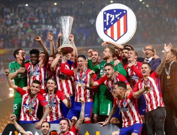 Atlético campeão da Europa League