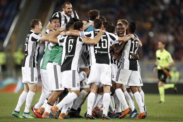 Juventus heptacampeã da Itália