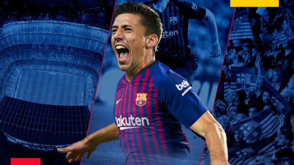 Lenglet, novo reforço para a zaga do Barça