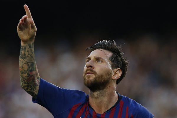 Messi deu um novo show na estreia da Liga dos Campeões 2018/19