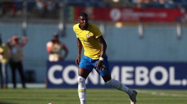 Emerson, novo jogador do Barça