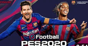 Messi e Ronaldinho: destaques do PES 2020