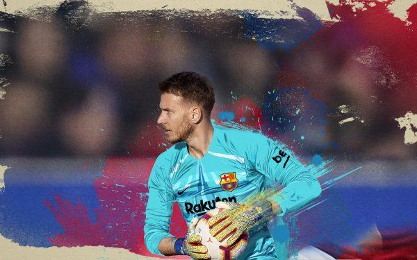 Neto, novo goleiro do Barça