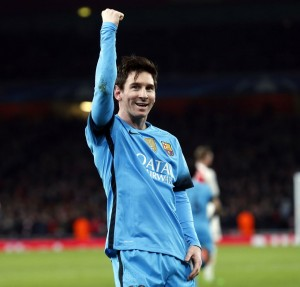 Messi conquista Londres