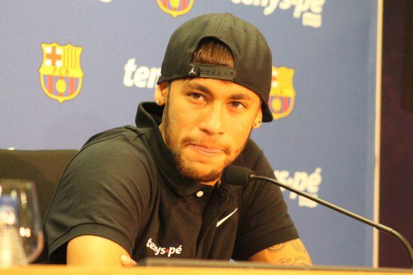 Neymar, na CE Joan Gamper
