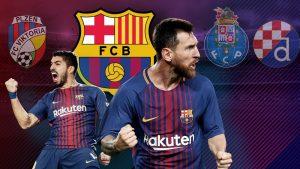 Barça: rei da Europa