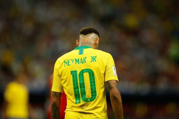 Neymar, o grande símbolo de mais um fracasso brasileiro nas Copas