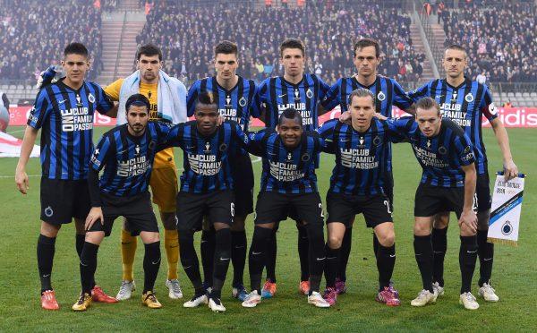 O Club Brugge será declarado campeão da liga belga caso a decisão de cancelar a temporada seja confirmada.